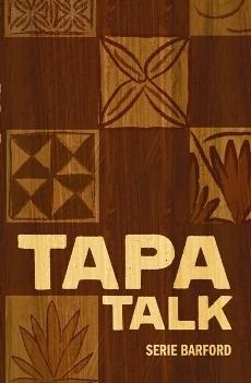 Tapa Talk  by  Serie Barford