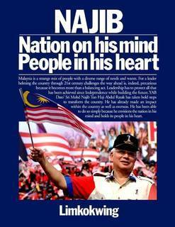 Najib: Nation on His Mind, People in His Heart Limkokwing