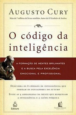 The Intelligence Code  by  Augusto Cury
