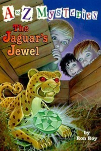 The Jaguars Jewel (A to Z Mysteries, #10)  by  Ron Roy
