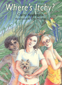 Wheres Itchy?  by  Cathy Applegate