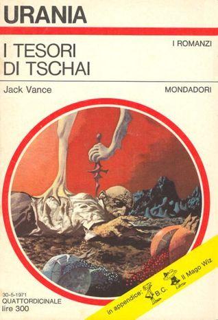 I tesori di Tschai  by  Jack Vance