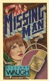 The Missing Man  by  Hillary Waugh