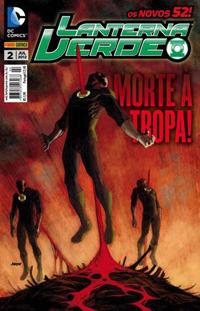 Lanterna Verde #2  by  Geoff Johns