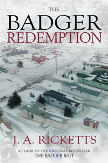 The Badger Redemption J.A. Ricketts