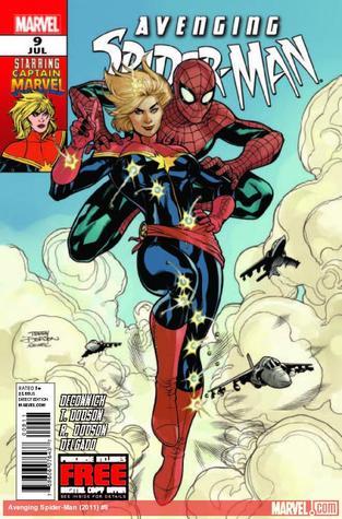 Avenging Spiderman (#9) Kelly Sue