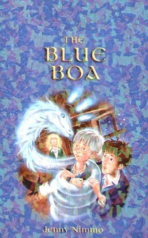 The Blue Boa (The Children of the Red King, #3)  by  Jenny Nimmo