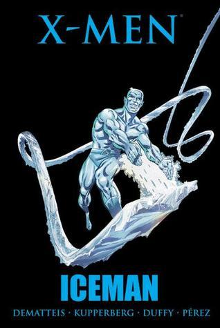 X-Men: Iceman  by  J.M. DeMatteis