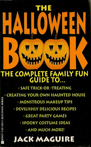 The Halloween Book Jack Maguire