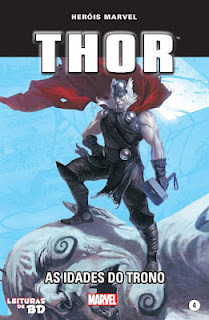 Thor - As Idades do Trovão (Heróis Marvel, # 4)  by  Matt Fraction