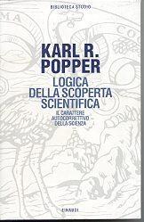 Logica della scoperta scientifica : il carattere autocorrettivo della scienza  by  Karl R. Popper