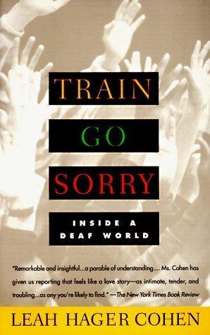Train Go Sorry Leah Hager Cohen