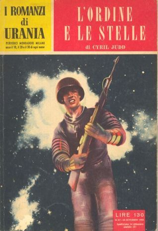 Lordine e le stelle  by  C.M. Kornbluth
