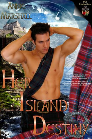 Her Island Destiny (Warriors of Destiny Series #3)  by  Annie Marshall