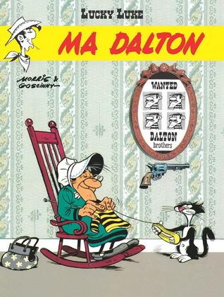 Lucky Luke - Ma Dalton  by  Morris