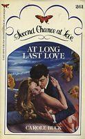 At Long Last Love Carole Buck