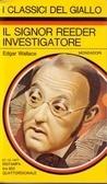 Il signor Reeder Investigatore Edgar Wallace