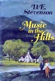 Music In The Hills (Dering Family, #2)  by  D.E. Stevenson