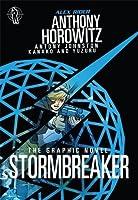 Studybook review stormbreaker horowitz