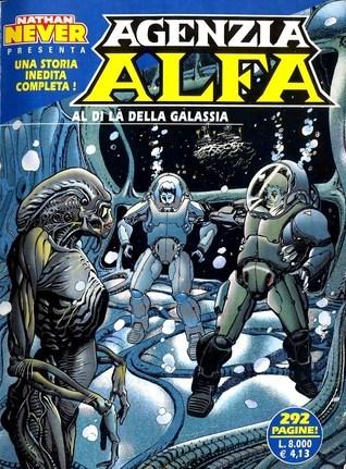 Agenzia Alfa n. 5: Al di là della galassia Bepi Vigna