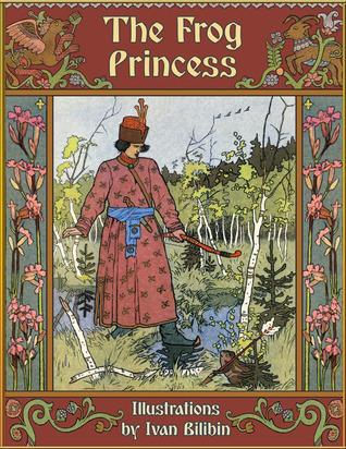 The Frog Princess Alexander Afanasyev