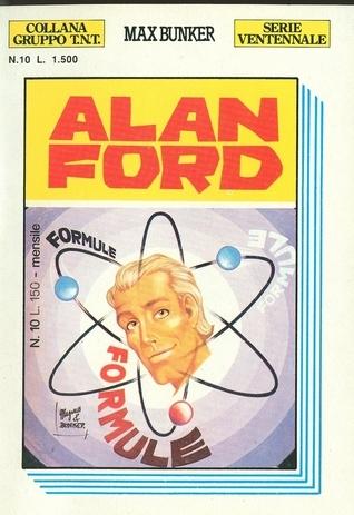 Alan Ford n. 10: Formule Max Bunker