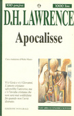 Apocalisse  by  D.H. Lawrence