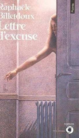 Lettre Dexcuse  by  Marie Billetdoux