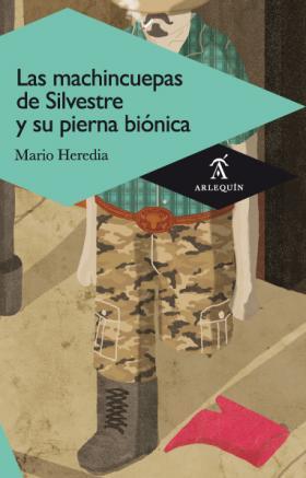 Las machincuepas de Silvestre y su pierna biónica Mario Heredia