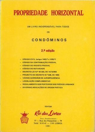 Propriedade Horizontal  by  Rei dos Livros