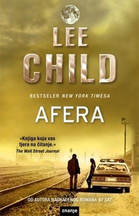 Afera (Jack Reacher, #16) Lee Child
