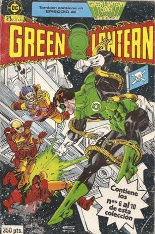 Green Lantern Taco 2 Mike W. Barr