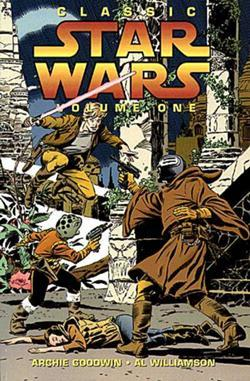 In Deadly Pursuit (Classic Star Wars, #1)  by  Archie Goodwin