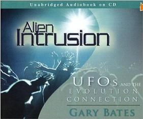 Alien Intrusion Audio  by  Gary Bates