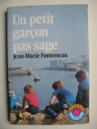 Un petit garçon pas sage Jean-Marie Fonteneau