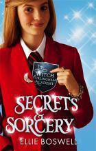 Secrets and Sorcery (The Witch Of Turlingham Academy, #3) Ellie Boswell