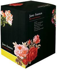Jane Austen Schuber - alle 6 Romane Jane Austen