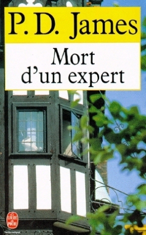 Mort dun expert (Adam Dalgliesh, #6)  by  P.D. James
