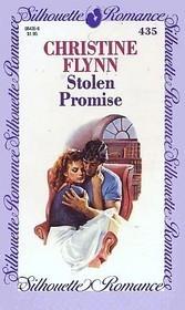 Stolen Promise (Silhouette Romance, No 435) Christine Flynn