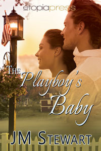 The Playboys Baby  by  J.M. Stewart