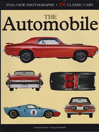 The Automobile Five View Photographs 250 Classic Cars  by  Craig Cheetham