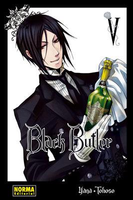 Black Butler vol. 5 (Black Butler, #5)  by  Yana Toboso