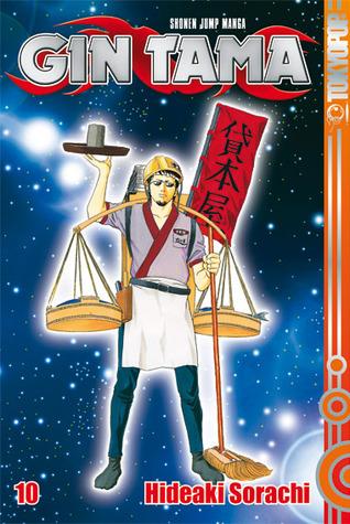 Gin Tama Bd. 10  by  Hideaki Sorachi