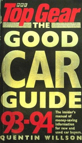 Top Gear :  Good Car Guide  by  Quentin Willson