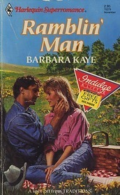 Ramblin Man (Harlequin Superromance, No 379)  by  Barbara Kaye