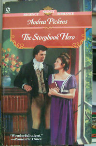 The Storybook Hero (Lessons in Love, #3) Andrea Pickens