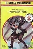 Fantasma party John Dickson Carr
