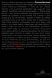 Extinção — Uma derrocada  by  Thomas Bernhard