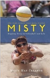 Misty: Digging deep in volleyball and life Misty May-Treanor