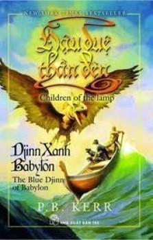 Djinn Xanh Babylon (Hậu Duệ Thần Đèn, #2) P.B. Kerr